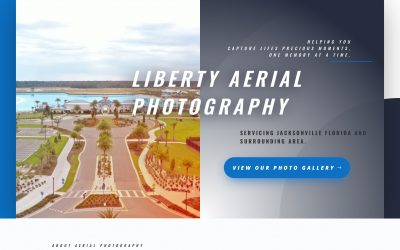 Liberty Aerial Photography