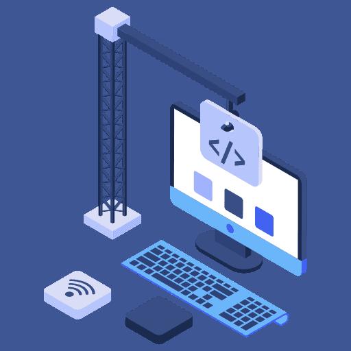 Website Builders vs Professionally Designed Website by HedgeStudio
